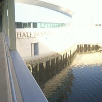 Photo taken at Half Moone Cruise and Celebration Center by Pam C. on 12/16/2011