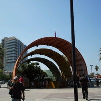 Photo taken at North Hollywood Metro Station by Dawn S. on 6/13/2012