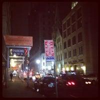 Photo taken at Hampton Inn Manhattan-Madison Square Garden Area by BJ Y. S. on 1/31/2012