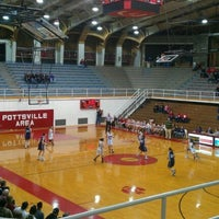 Photo taken at Martz Hall by Jerry B. on 2/12/2012