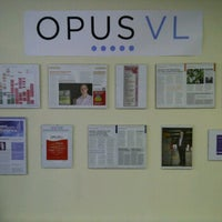 Photo taken at OpusVL by Highkeylee on 3/26/2012