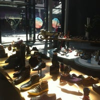 Photo taken at John Fluevog Shoes by John G. on 7/8/2012