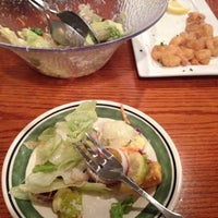 Photo taken at Olive Garden by Erica D. on 4/12/2012