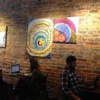 Photo taken at Starbucks by Mira B. on 3/18/2012