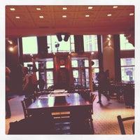 Photo taken at Vooruit Café by Sabine V. on 2/18/2012