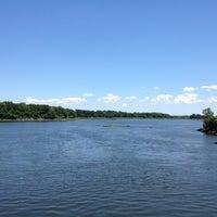 Photo taken at Pelham Bridge by Frederick P. on 6/16/2012