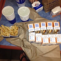 Photo taken at White Castle by Mike S. on 6/16/2012