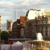 Photo taken at London 2012 OMEGA Countdown Clock by Luis d. on 8/30/2012