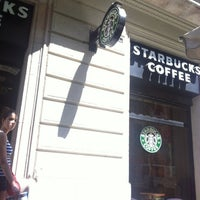 Photo taken at Starbucks Coffee by Wouter B. on 6/26/2012