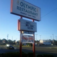 Photo taken at Olympic Restaurant by Chad D. on 6/23/2012