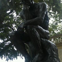 Photo taken at Rodin Museum by Ryan on 6/12/2012