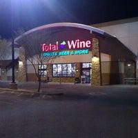 Photo taken at Total Wine & More by Ashiya X. on 2/2/2012