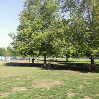 Photo taken at Sepulveda Basin Off-Leash Dog Park by Andrew on 4/28/2012