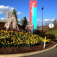 Photo taken at Tanger Outlet Pittsburgh by Rodrigo S. on 3/22/2012