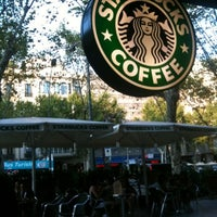 Photo taken at Starbucks Coffee by Vann S. on 7/23/2012