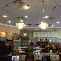 Photo taken at Atlanta Bread Company by Brian H. on 3/11/2012