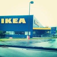 Photo taken at IKEA by Caressa v. on 4/23/2012