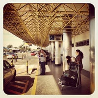 Photo taken at Campo Grande International Airport (CGR) by Iata A. on 7/28/2012