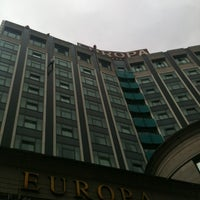 Photo taken at Europa Hotel by Nichola M. on 4/1/2012