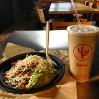 Photo taken at Qdoba Mexican Grill by Jimmie D. on 4/17/2012