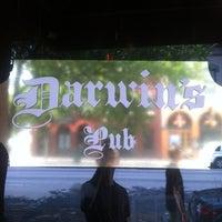 Photo taken at Darwin's Pub by Brandon A. on 7/16/2012