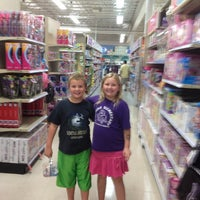 """Photo taken at Toys""""R""""Us by Suzi B. on 8/18/2012"""