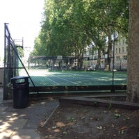 Photo taken at Vincent Square Playing Fields by SKYWALKERS53 . on 7/26/2012