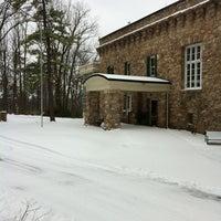 Photo taken at King's Gap Mansion by Ed G. on 1/21/2012