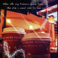 Photo taken at Starbucks Coffee by Gold G. on 11/12/2011