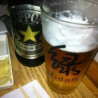 Photo taken at Midori Sushi by Fredy V. on 3/31/2012