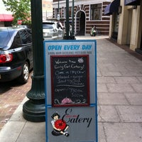 Photo taken at Early Girl Eatery by Eric L. on 8/1/2011
