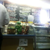 Photo taken at Chops Deli by Brian B. on 1/27/2012