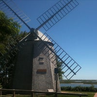 Photo taken at Judah Baker Windmill by Arlo H. on 7/25/2012