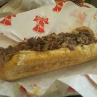 Photo taken at Ono's Philly Cheesesteak by Cory W. on 9/27/2011