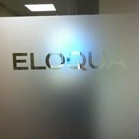 Photo taken at Eloqua Boston by Jill R. on 6/25/2012