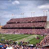 Photo taken at Kyle Field by Marshall H. on 9/8/2012