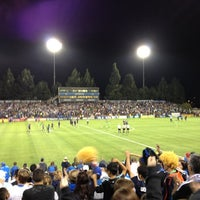 Photo taken at Buck Shaw Stadium by A B. on 8/12/2012