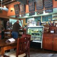 Photo taken at Frederick Coffee Co. & Cafe by Yolanda on 4/21/2012