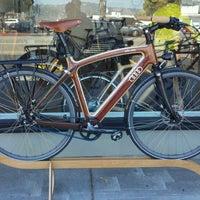 Photo taken at Renovo Hardwood Bicycles by Maurice C. on 9/4/2011