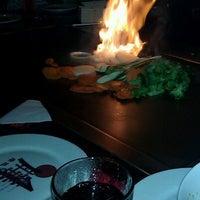Photo taken at Kobe Japanese Steakhouse & Sushi Bar by Jeff M. on 10/13/2011