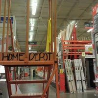 Photo taken at The Home Depot by Tiffany G. on 11/6/2011