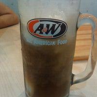 Photo taken at A&W by Lemonite on 12/25/2011