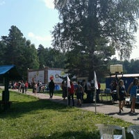 Photo taken at Томский коллайдер by Павел Р. on 7/8/2012