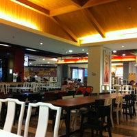 Photo taken at EAT Food Village by Wai Leng 와. on 8/20/2012