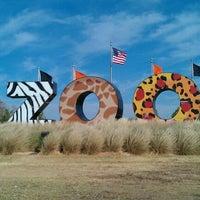 Photo taken at Abilene Zoo by Brian W. on 11/19/2011