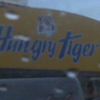 Photo taken at Hungry Tiger by Caio L. on 2/10/2012