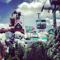 Photo taken at Disney's Blizzard Beach Water Park by Marie-Claude C. on 6/2/2012