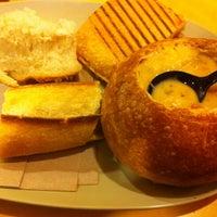 Photo taken at Panera Bread by Shyhoof on 8/5/2012