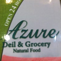 Photo taken at Azure Natural & Organic Foods by Chris L. on 8/23/2012