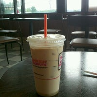 Photo taken at Dunkin Donuts by Josh M. on 8/17/2012